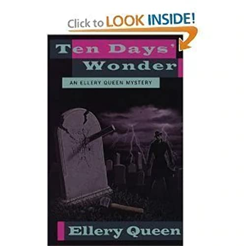 9780060976064: Ten Days' Wonder