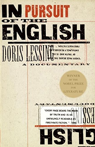 9780060976293: In Pursuit of the English: A Documentary