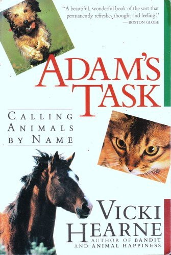 9780060976347: Adam's Task: Calling Animals by Name