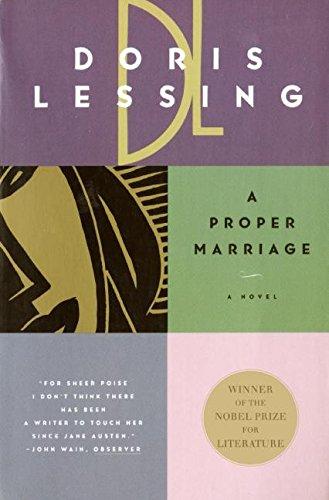 9780060976637: A Proper Marriage (Children of Violence)