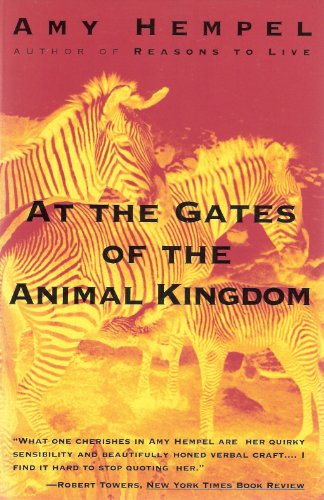 9780060976712: At the Gates of the Animal Kingdom: Stories