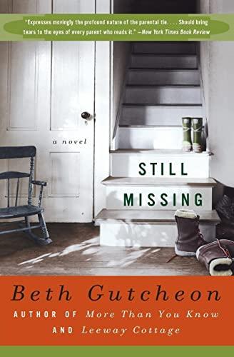 Still Missing: Gutcheon, Beth
