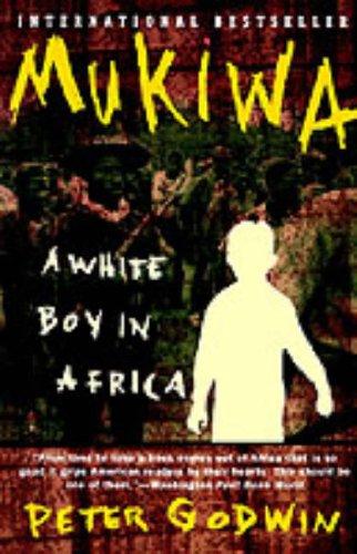 9780060977238: Mukiwa: A White Boy in Africa