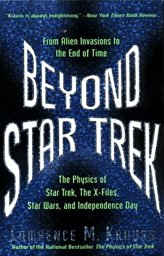 9780060977573: Beyond Star Trek: From Alien Invasions to the End of Time