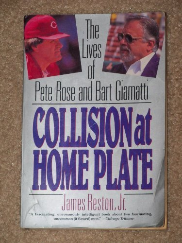 9780060981150: Collision at Home Plate: The Lives of Pete Rose and Bart Giamatti