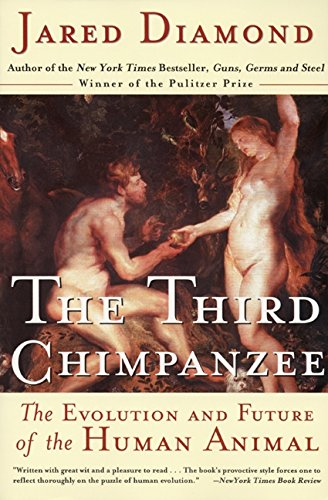 9780060984038: Third Chimpanzee, The