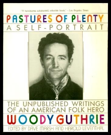 9780060984199: Pastures of Plenty: A Self-Portrait