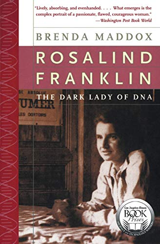 9780060985080: Rosalind Franklin : The Dark Lady of DNA