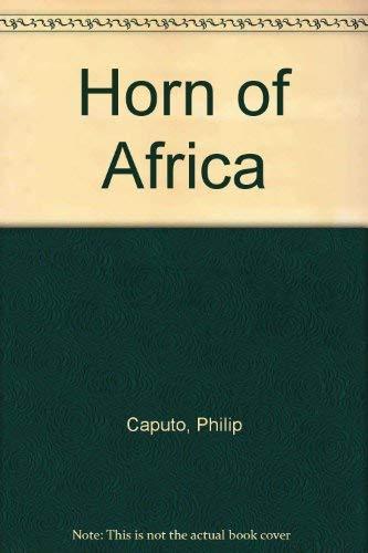 9780060986056: Horn of Africa: A Novel