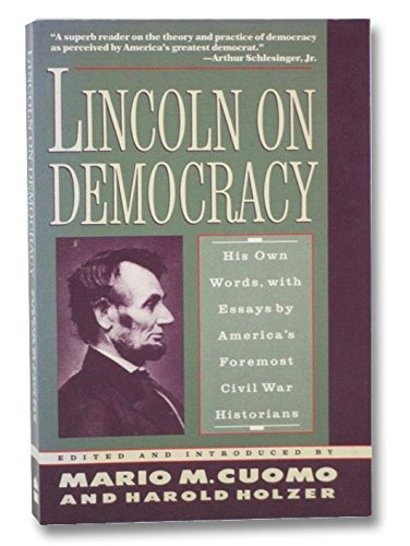9780060987008: Lincoln on Democracy