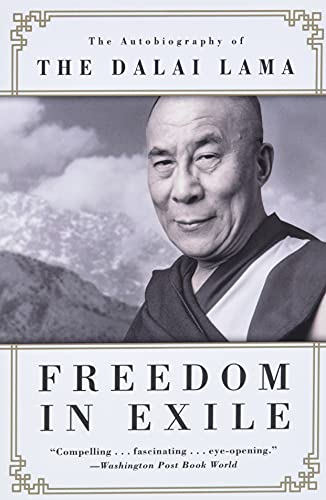 Freedom in Exile: The Autobiography of the Dalai Lama: Dalai Lama