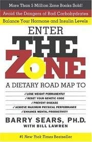 9780060987060: The Zone: A Dietary Road Map
