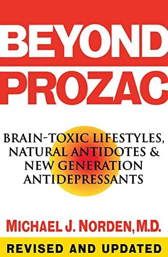 9780060987077: Beyond Prozac: Antidotes for Modern Times