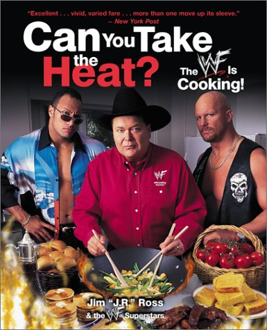 9780060987619: Can You Take the Heat? The WWF Is Cooking!