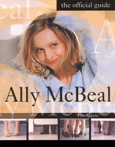 9780060988135: Ally Mcbeal: The Official Guide