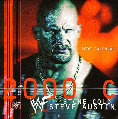9780060988203: WWF Calendar 2000 Stone Cold Steve Austin