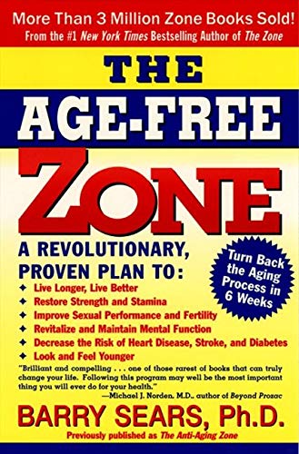 9780060988326: The Age-Free Zone (The Zone)
