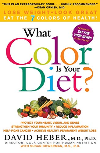 9780060988623: What Color Is Your Diet?