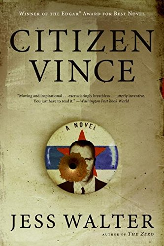 9780060989293: Citizen Vince: A Novel