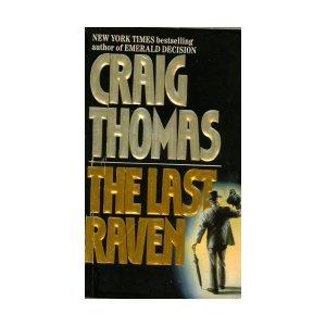 9780060992309: The last raven