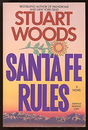 9780060992606: SANTA FE RULES.
