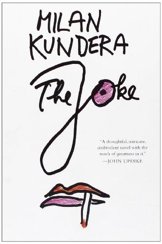 9780060995058: The Joke: A Novel by (Definitive Version)