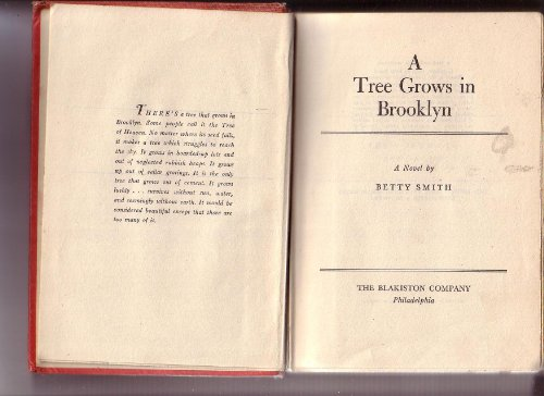 9780060995287: A Tree Grows in Brooklyn