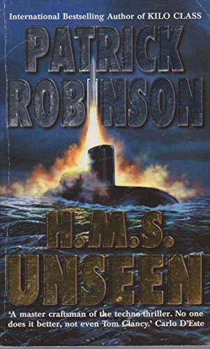 9780060996383: H.M.S. Unseen Export Edition