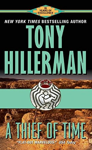 9780061000041: A Thief of Time (Joe Leaphorn/Jim Chee Novels)