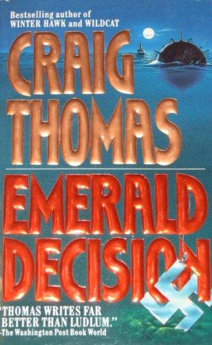 9780061000676: Emerald Decision