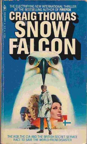 9780061000768: Snow Falcon