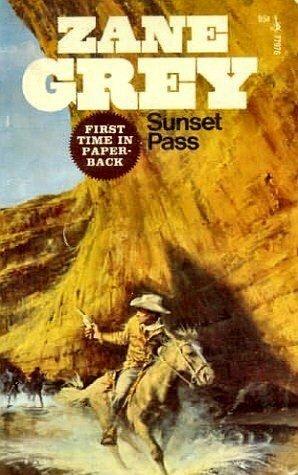 9780061000843: Sunset Pass