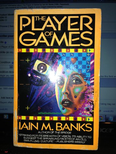 9780061000980: The Player of Games