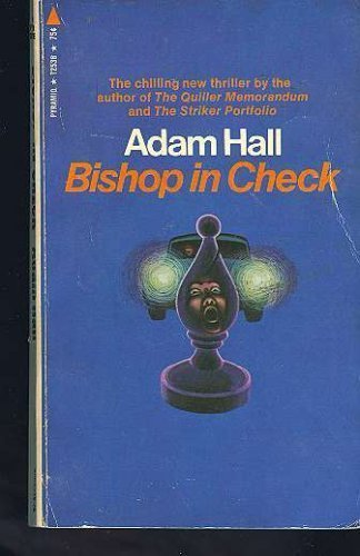 9780061001338: Bishop in Check