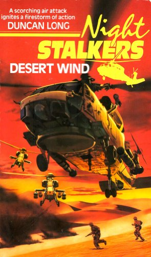 9780061001390: Desert Wind (Night Stalkers)