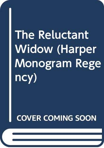9780061001550: The Reluctant Widow