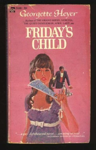 9780061001666: Friday's Child