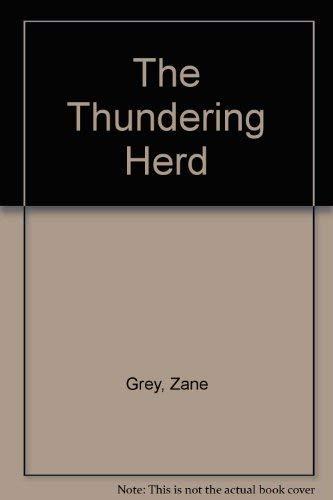 9780061002175: The Thundering Herd