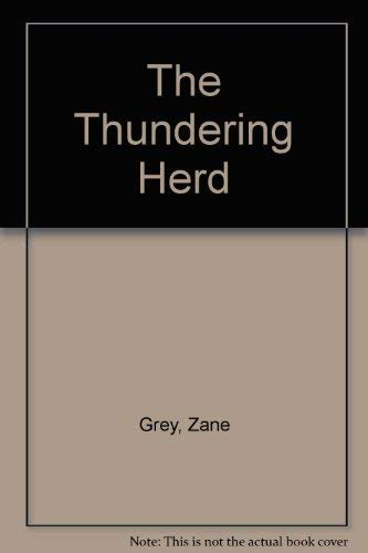 9780061002175: The Thundering Herd