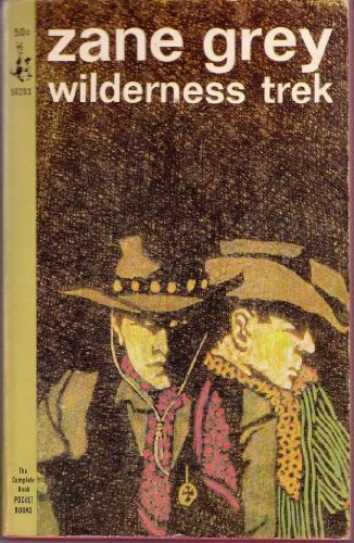 9780061002601: Wilderness Trek