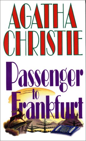 9780061003783: Passenger to Frankfurt