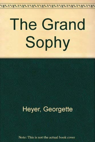 9780061004667: The Grand Sophy