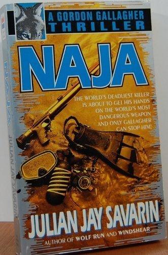 Nana - a Gordon Gallagher Thriller: Savarin, Julian Jay