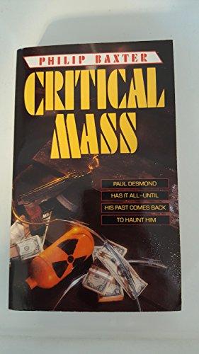 9780061005176: Critical Mass