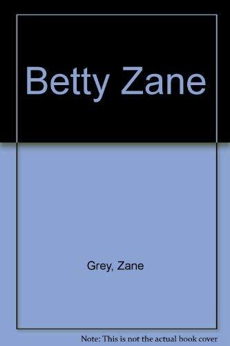 9780061005237: Betty Zane