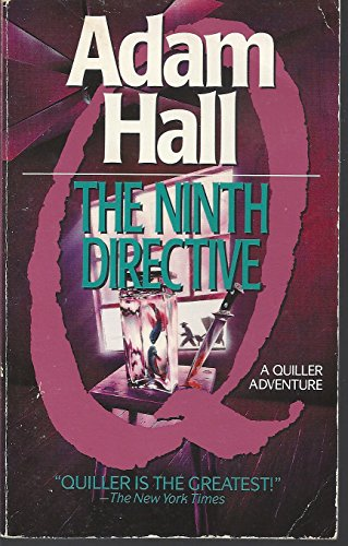9780061005275: The Ninth Directive