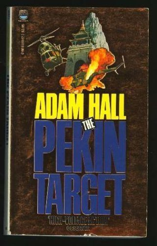 9780061005350: The Peking Target