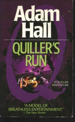 9780061005374: Quiller's Run