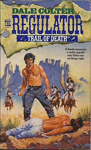 9780061006111: Trail of Death (Regulator, No 11)