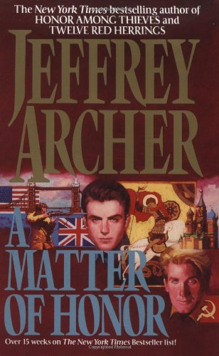 9780061007132: A Matter of Honor